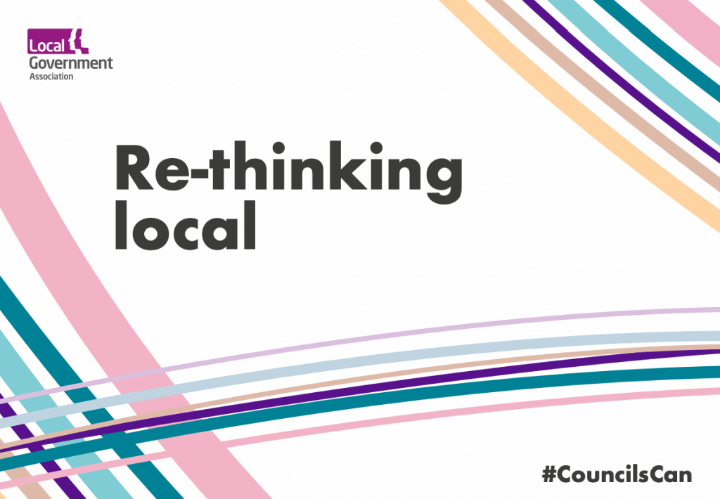 Local council association rethinking local