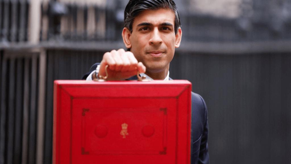 UK 2021 budget